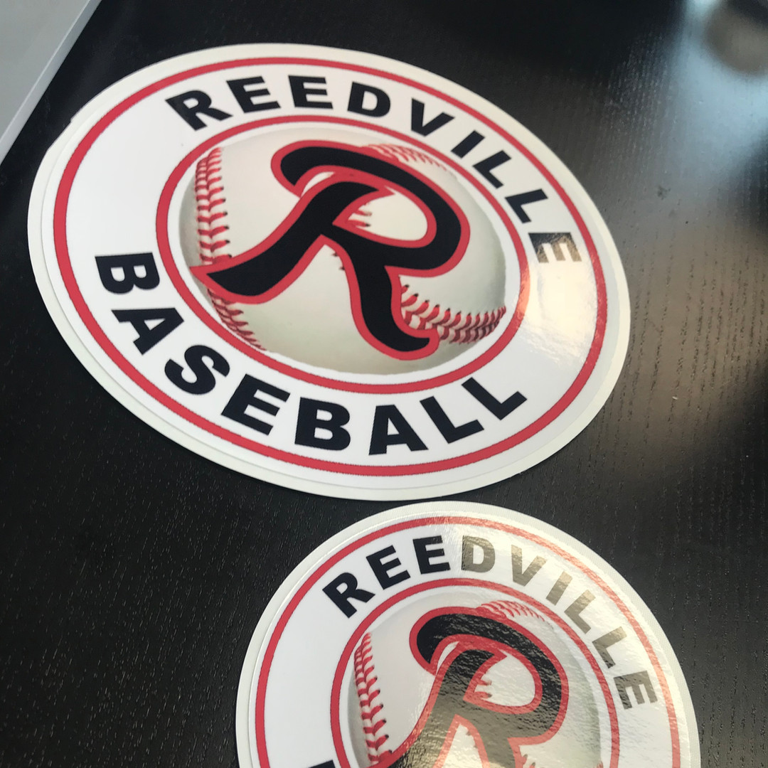 Reedville decal