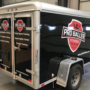 Pro Baller Trailer