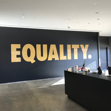 Equility wall wrap