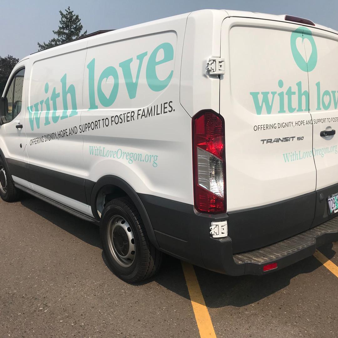 With Love Van