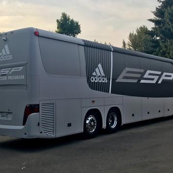 Adidas Bus Matte full wrap