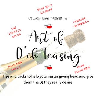 Art of Dick Teasing