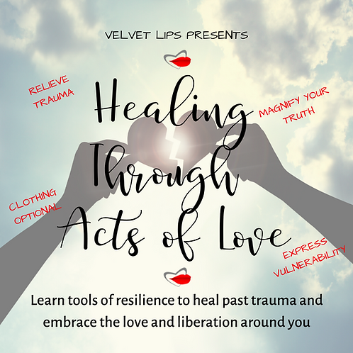 Healing Through Acts of Love