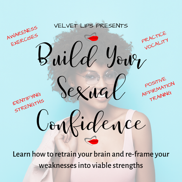 Build Your Sexual Confidence