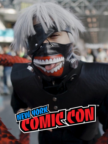 Home of the Heroes - NYCC