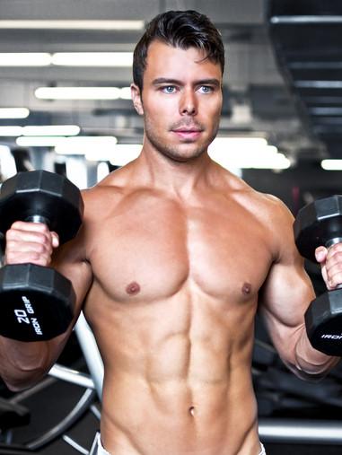 David Aanderud Fitness