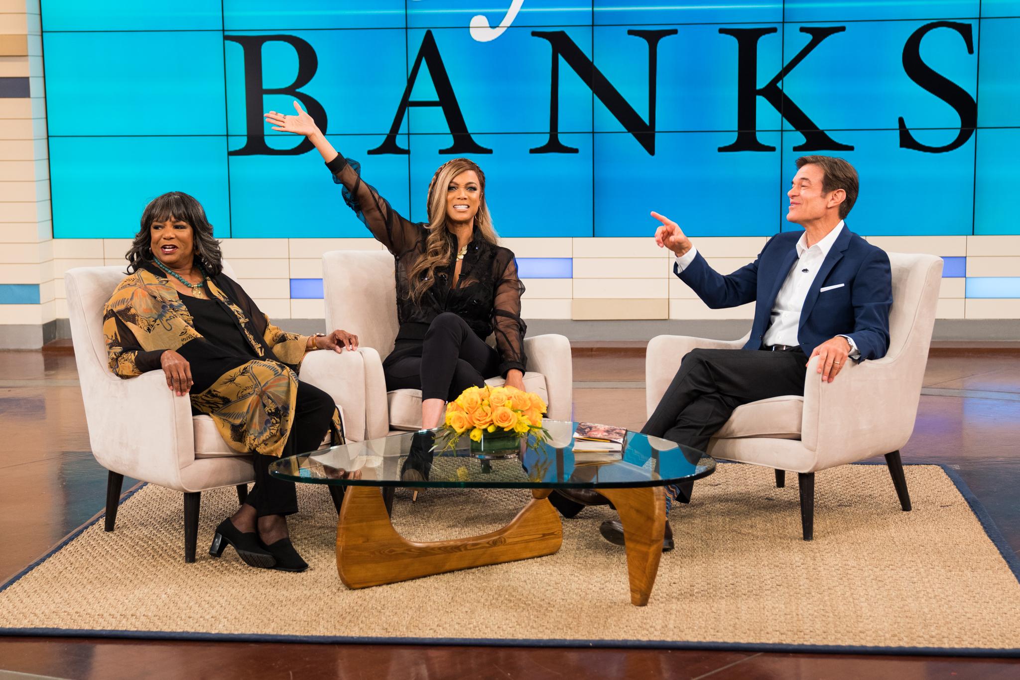 Tyra Banks & Dr. Oz