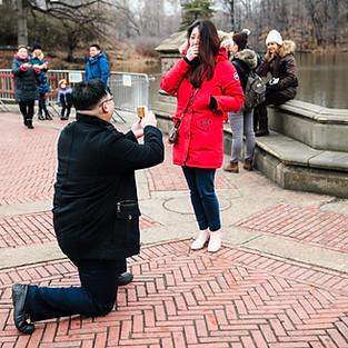 Djonvi proposes to Emily