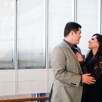 Christian and Sarv Engagement