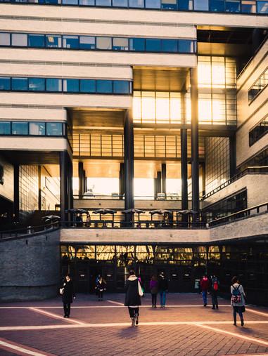 Golden Hour - City College of New York