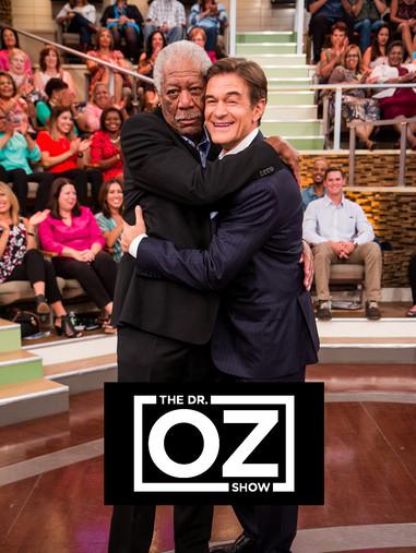 Morgan Freeman & Dr. Mehmet Oz