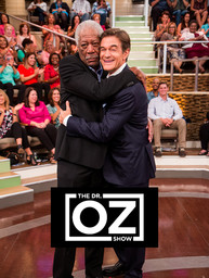 Morgan Freeman & Dr. Mehmet Oz