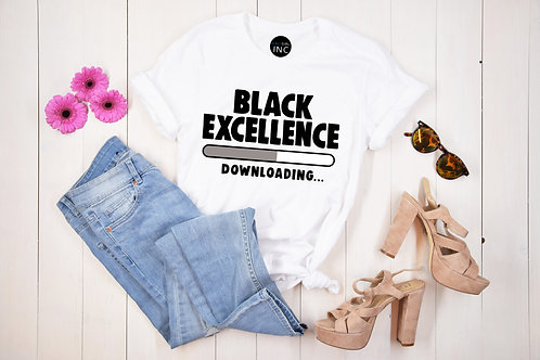 Black Excellence Downloading