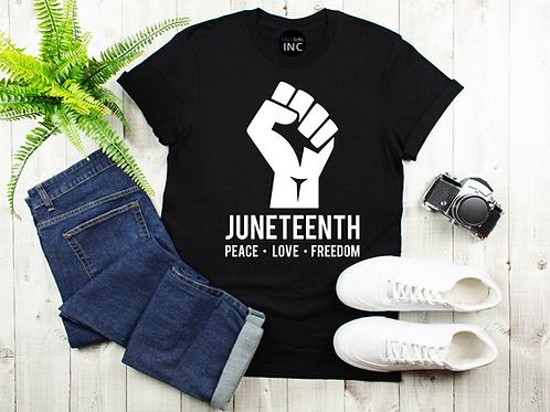 Peace Love Freedom (Juneteenth)