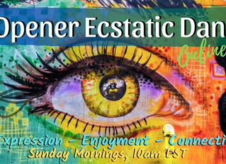 "I-Opener Dance Online (Sun. 5/24 @10am EST) :: ""Express Yourself"""