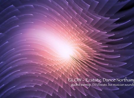 Glow // Ecstatic Dance Northampton // Flow (Sun, 4/28)