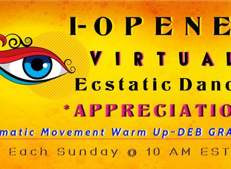 I-Opener Online (8/23) :: Appreciation ::