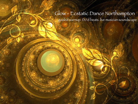 Glow :: Ecstatic Dance Northampton :: DJ Ra So  (Sun, 5/19)