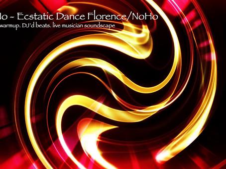 "FlowHo :: Ecstatic Dance Florence/NoHo (Fri, 10/25) ""Swirl"" w/Cacao"