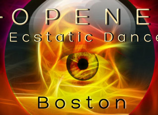 "I-Opener Dance Boston ""October Fire"" (Oct 27, 2020) featuring Stan Strickland"