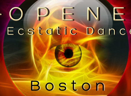 """I-Opener Dance Boston """"October Fire"""" (Oct 27, 2020) featuring Stan Strickland"""