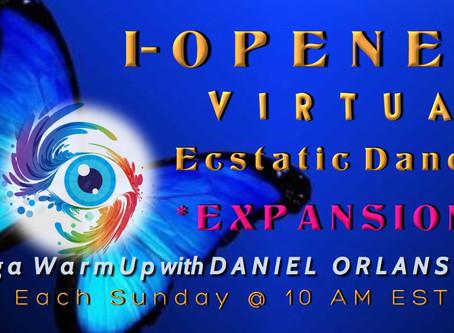 """I-Opener Dance ONLINE :: """"Expansion"""" (SUN, 6/28)"""