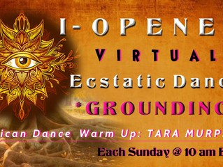I-Opener Dance ONLINE :: Grounded (10/4)