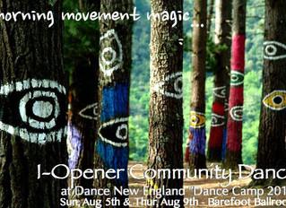 I-Opener - Dance Camp Edition