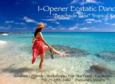 "I-Opener Dance ""Beachside Bliss"" Tropical Retreat (Feb 7th-13th, 2021)"