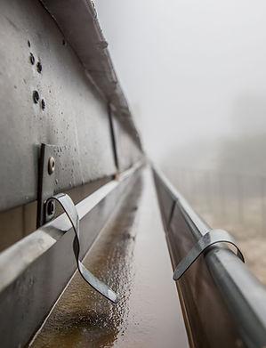 メタル雨樋