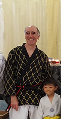 Martial Arts Taekwondo Instructor