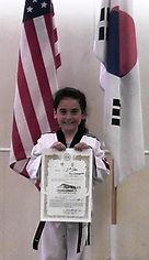 Taekwondo Martial Arts MMA Instructor