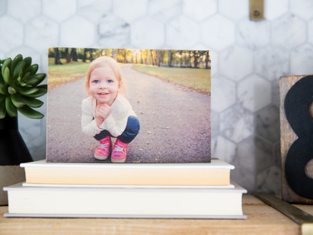 5 WAYS TO DISPLAY FAMILY PHOTOS