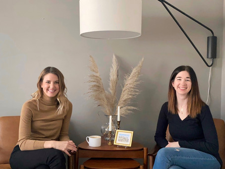 Meet the Makers: Allis and Mallory of Brass Birdie