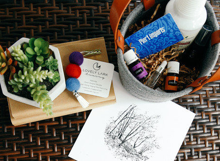5 WAYS TO WIN: A Lovely Lark Living Giveaway