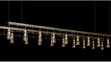 Custom Fixtures at Hubbardton Forge