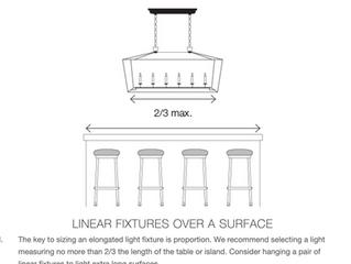 Ceiling Light Measurement Tips