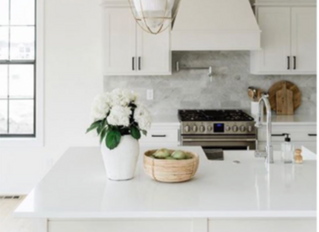 Kitchens to Cook In:  Visual Comfort Lighting