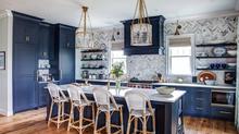 Inspriring Coastal Kitchens from Visual Comfort, July 2021