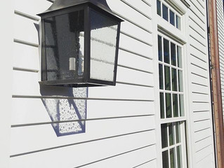 Lighting Your Back Doors, Patios and Garden Entries, by Maureen Barre