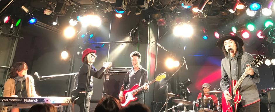 『69 Paradise@吉祥寺ROCK JOINT GB』