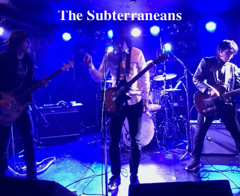 『2019.5.19 The Subterraneans@高円寺 showboat』
