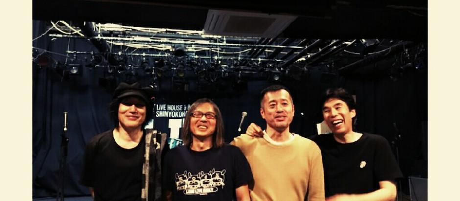 『The BlackWaters +伴慶充/三輪雅也Let's Meet At SATURDAY CLUB』