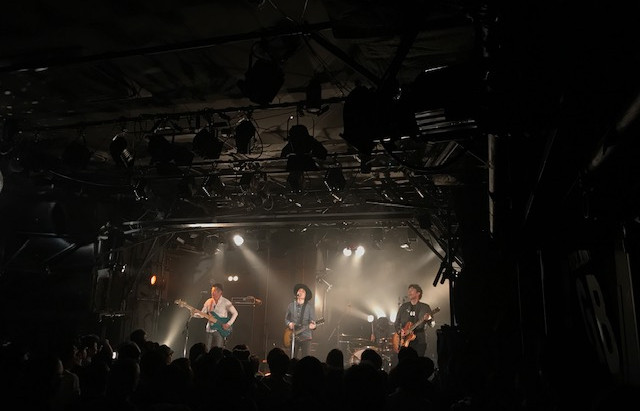 『THE SHAKES@吉祥寺 Rock Joint GB』