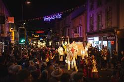 Cardigan Giant Lantern Parade