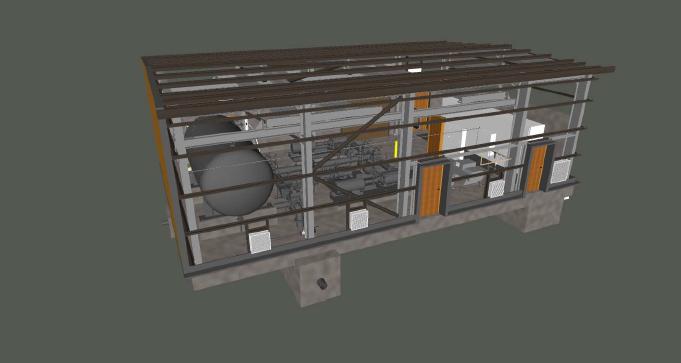 3D Model Crai BPS