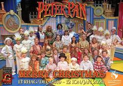 Swansea Peter Pan Panto