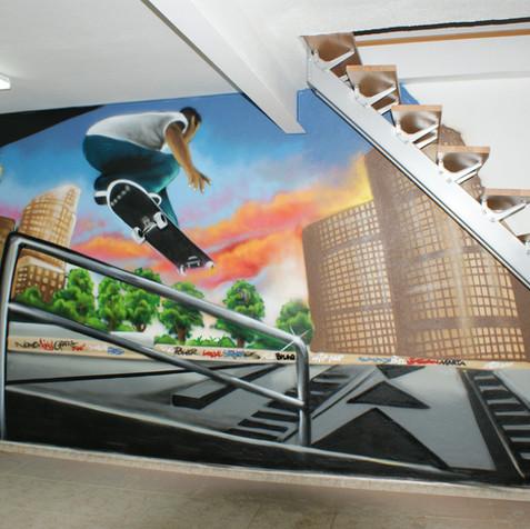 Graffiti Art by Nomen