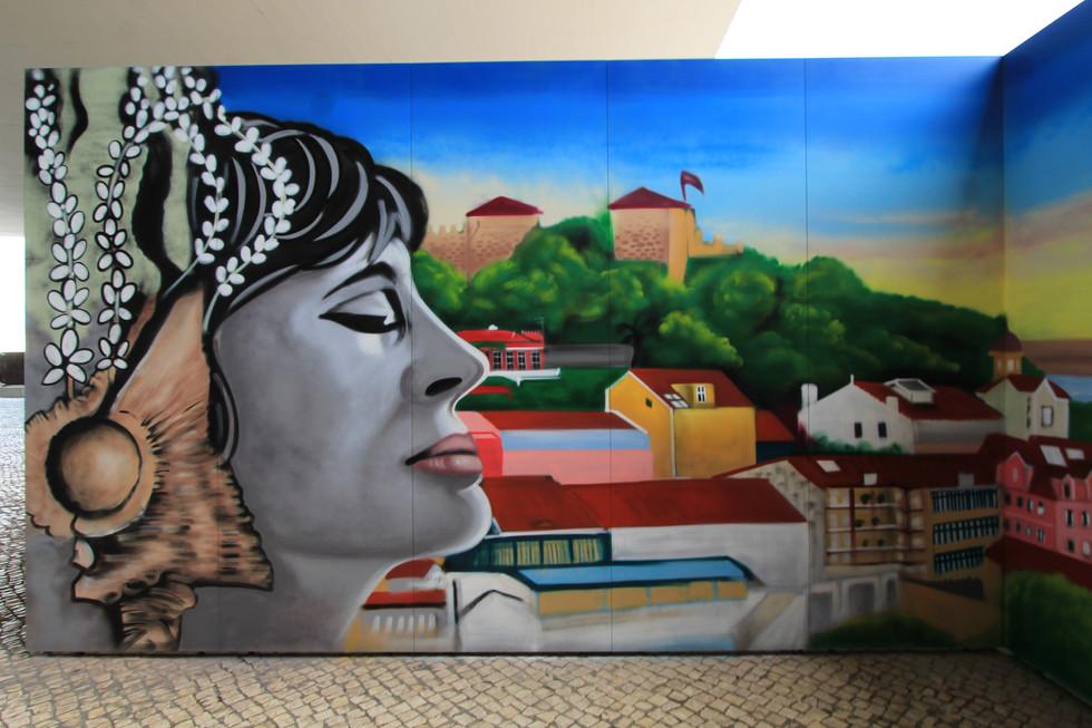 """""""Amália e Lisboa"""", Evento Archi Summit, Lisboa.""""Amália e Lisboa"""", Evento Archi Summit, Lisboa."""