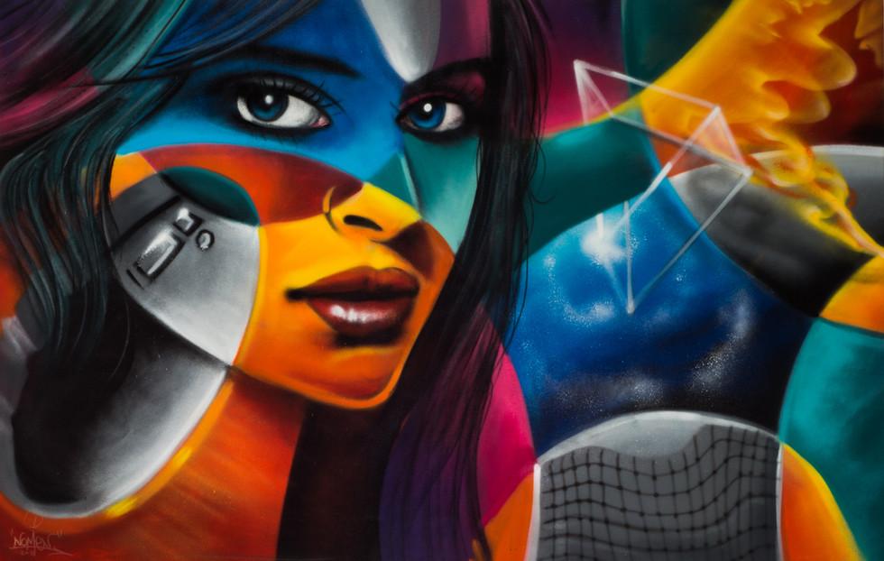 "graffiti canvas ""long awaited"""